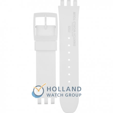 Swatch SUIW413 11th Hour Horlogeband