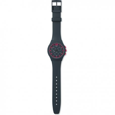 Swatch A Touch Of Fuchsia horloge