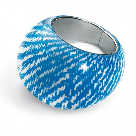 Swatch Bijoux Orbicula Blue Ring Ring