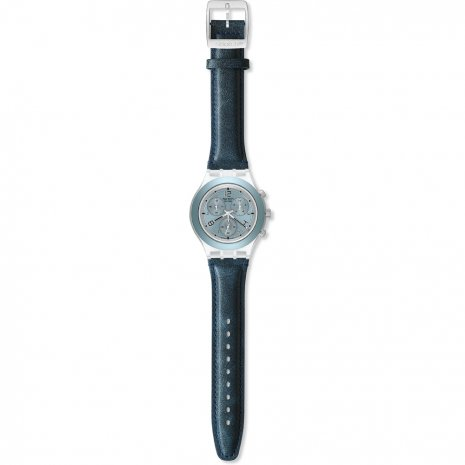 Swatch Blue Traction horloge