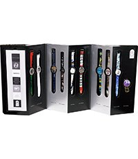 BOX3PACK Box Olympic Legends (9 watches)