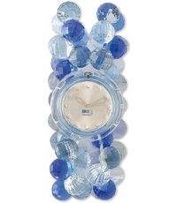 PMS100A Crystal Blue Large 32mm