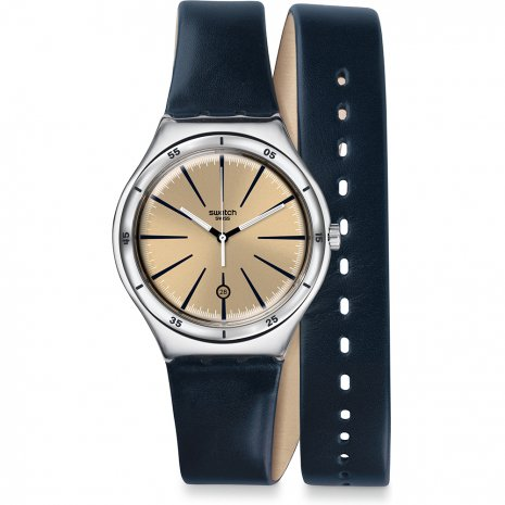 Swatch Double Depth horloge