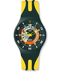 SUGB101 Farfallino Giallo 47mm