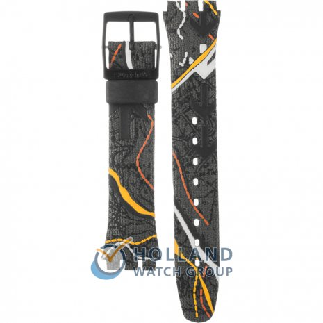 Swatch GB233 Fast Turn Horlogeband