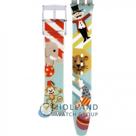 Swatch GE209 Circus Party Horlogeband