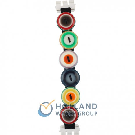 Swatch GK361S Buttoned Small Horlogeband