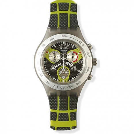 Swatch Gripping Seconds horloge