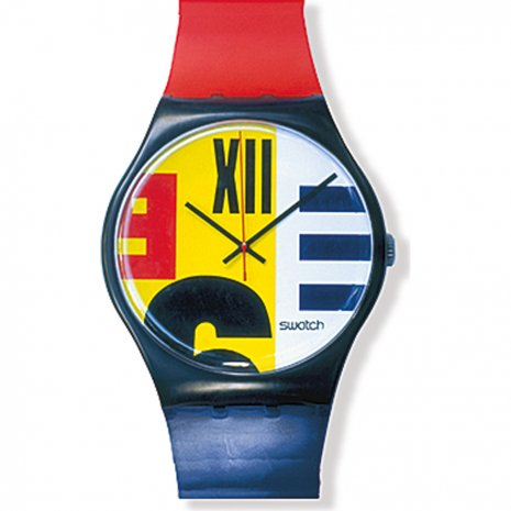 Swatch Nine To Six (USA Only) horloge