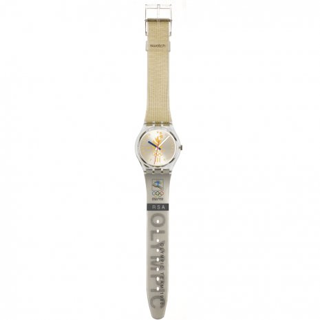 Swatch Olympic Team South Africa horloge