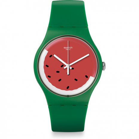 Swatch Pasteque horloge