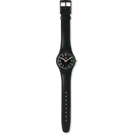 Swatch Red Sunday horloge