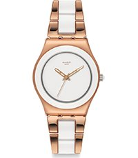 YLG121G Rose Pearl 33mm