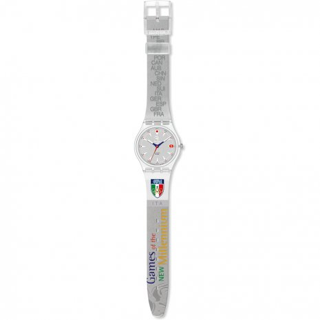 Swatch Run After Italy horloge