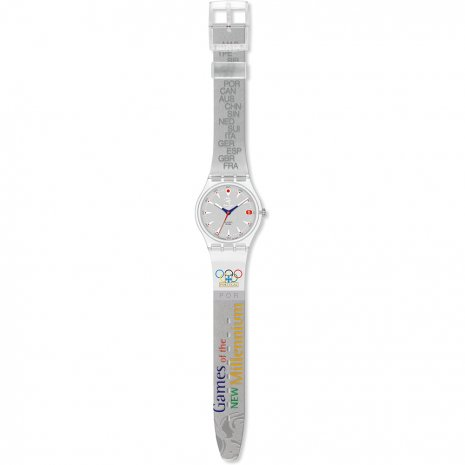 Swatch Run After Portugal horloge