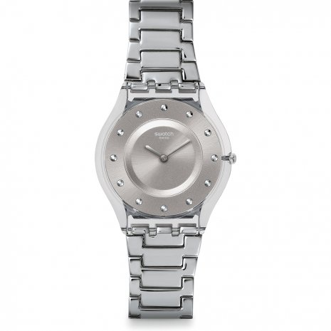 Swatch Silver Drawer horloge