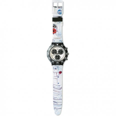 Swatch Space Chill horloge