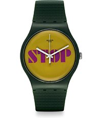 SUOG104 Stop Think Talk 41mm