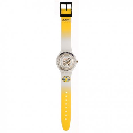 Swatch Sun Ball (Icicle) horloge