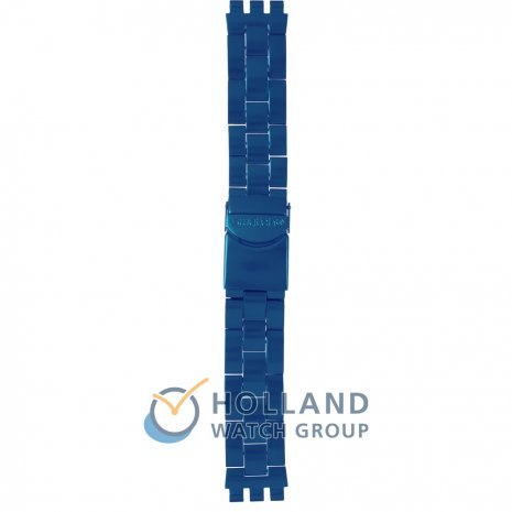 Swatch SVCK4041AG Full-Blooded Sea Horlogeband