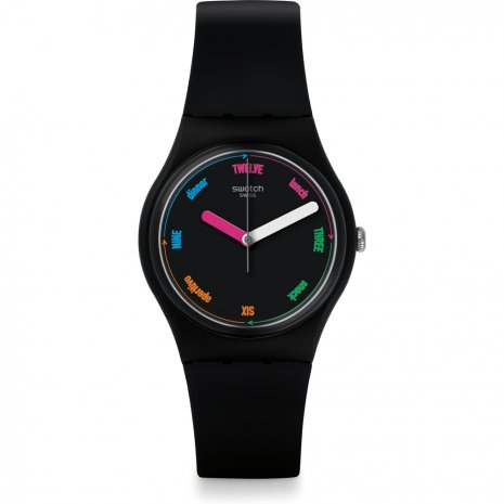 Swatch The Strapper horloge