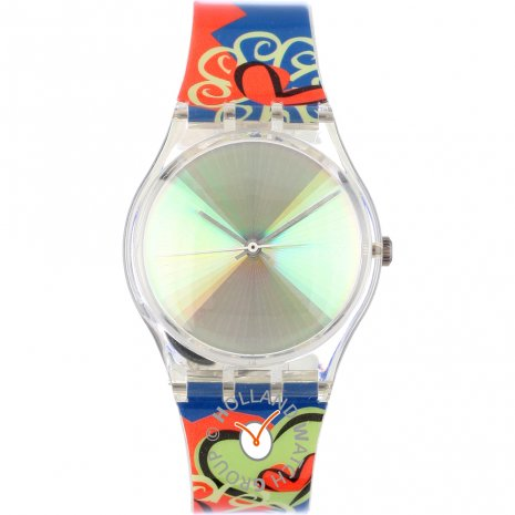 Swatch Time To Love Bite horloge