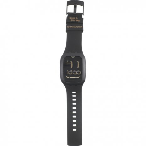 Swatch Touch Black G&P Special horloge