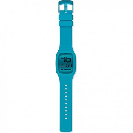 Swatch Touch Blue horloge