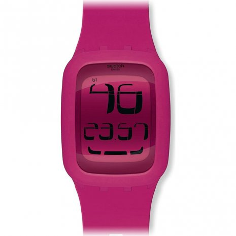 Swatch Touch Pink horloge