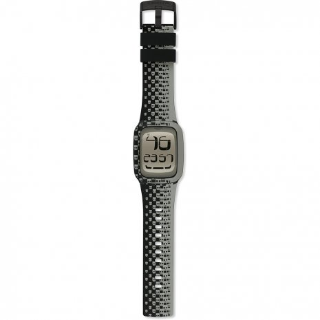 Swatch Touch Skull horloge