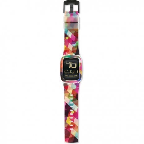 Swatch Trouble Effect horloge